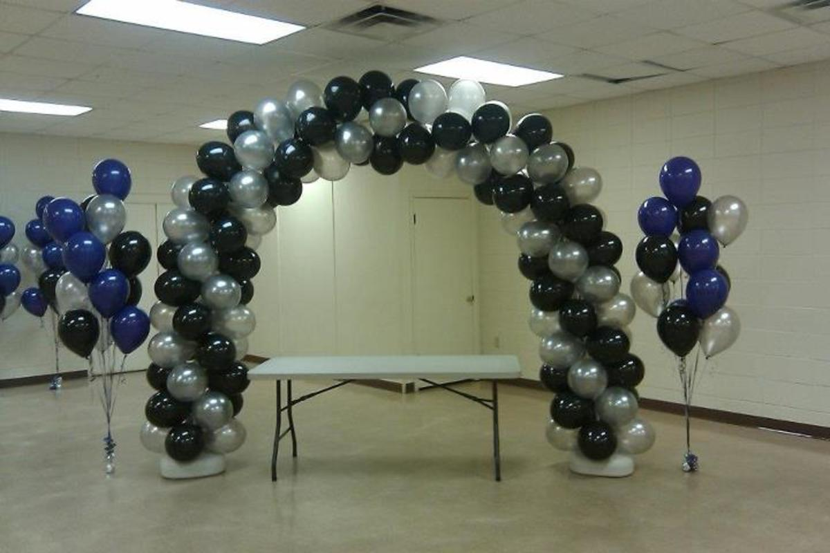 another balloon arch