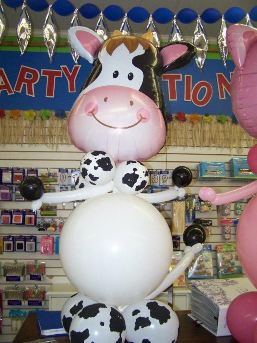 Balloon Sculptures are fun!