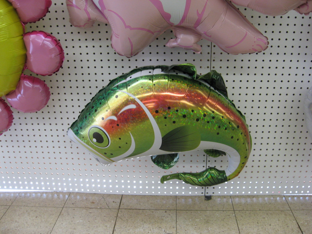 Trout Balloon