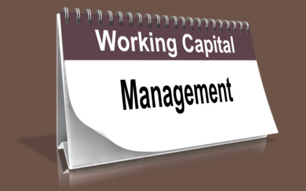 Improving Working Capital Management