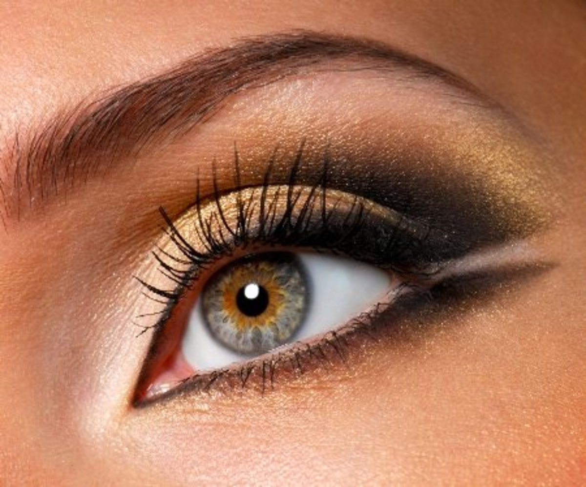Bringing out the Best in Your Eye Color- Eyeshadow Make up Tips and Working with Your Eye Shape