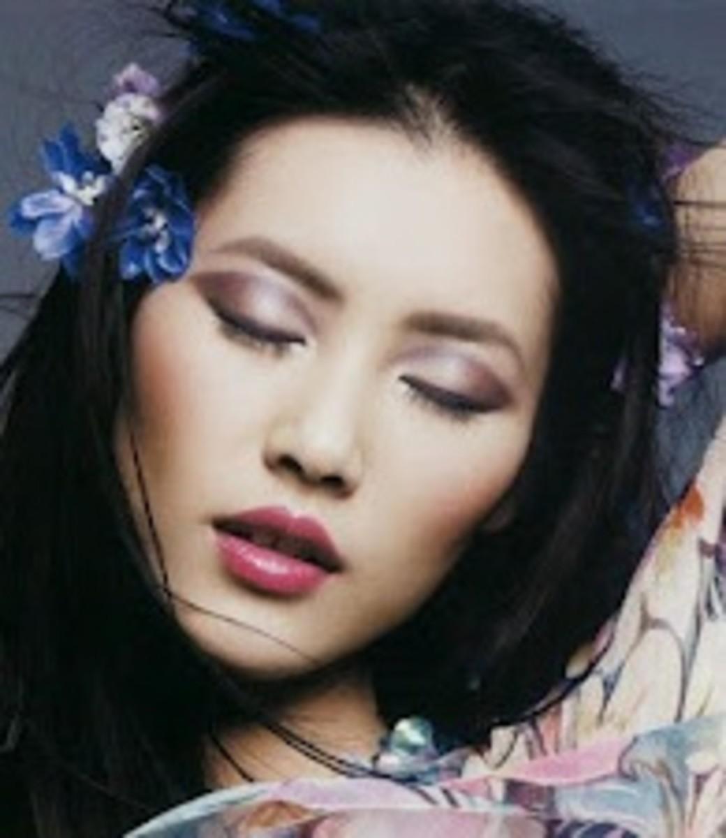 Asian Eye Makeup: The Evening Look