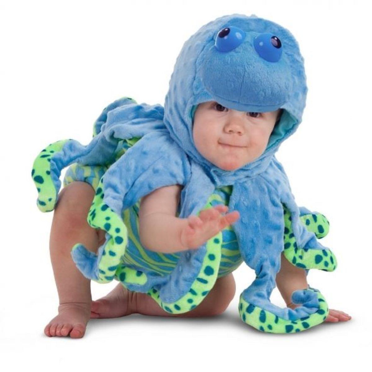Ocean Octopus Infant / Toddler Costume