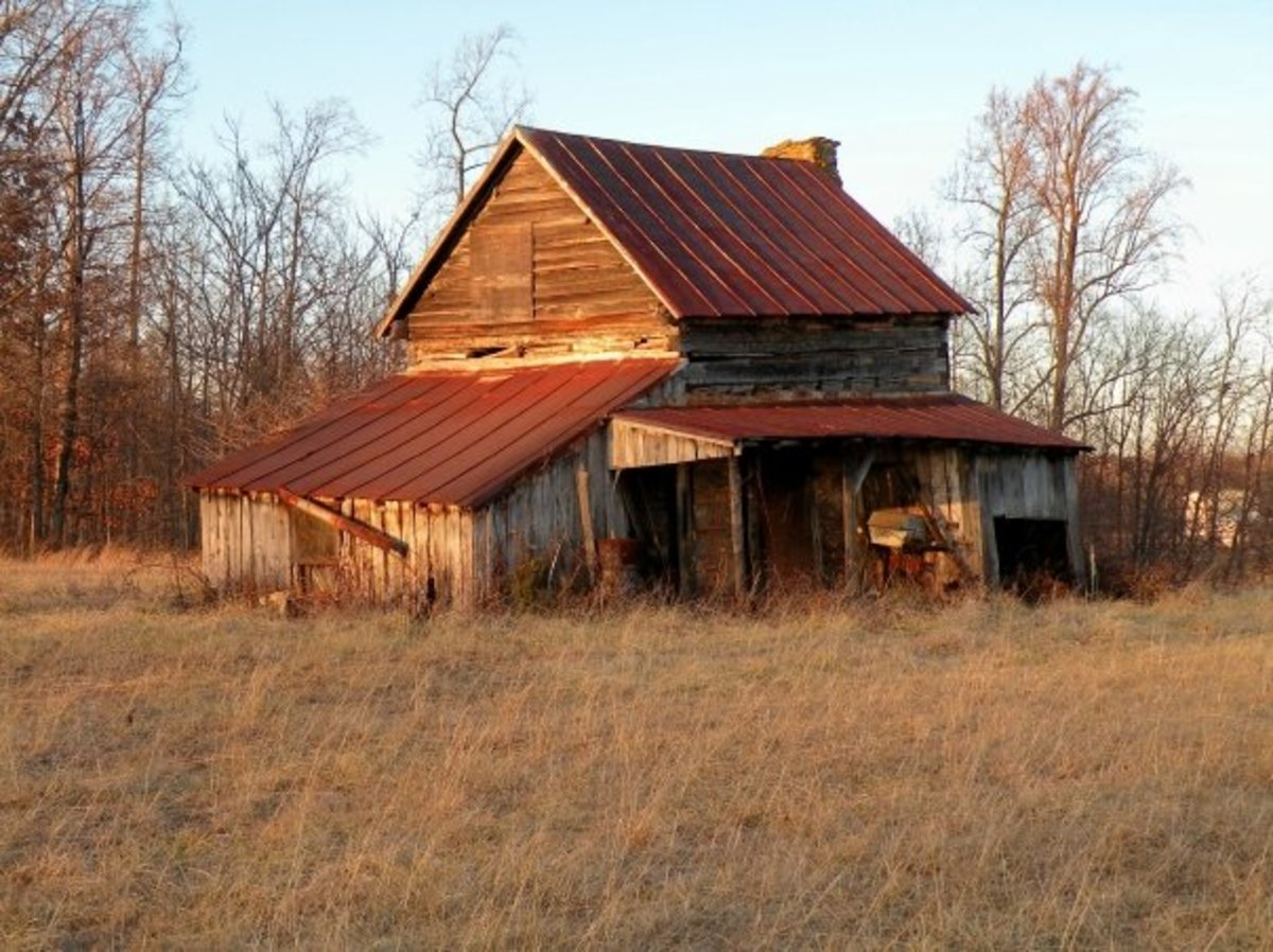 Old Barns and the Stories They Tell - Part 1