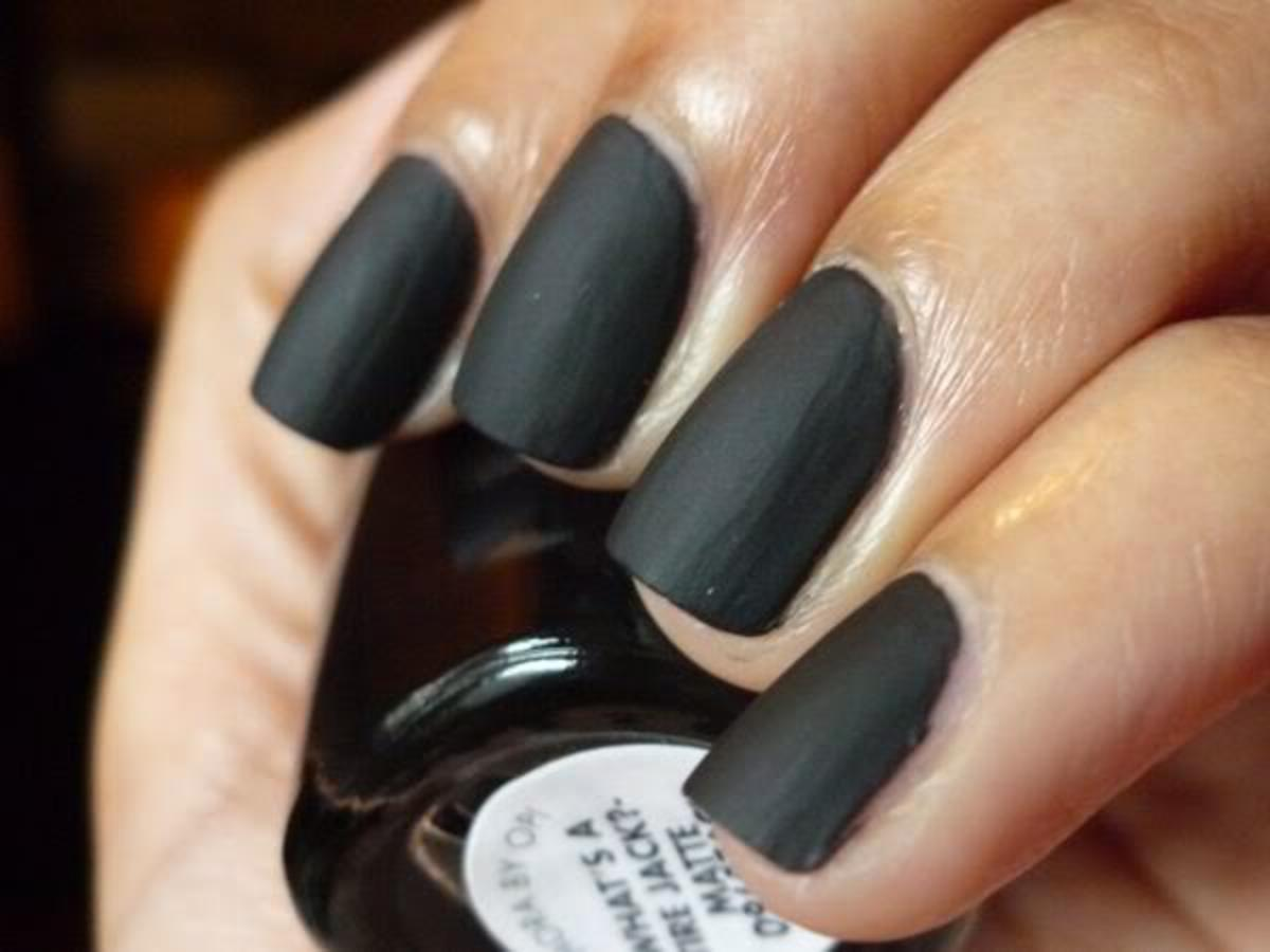 OPI Sephora What's a Tire Jack? (matte)