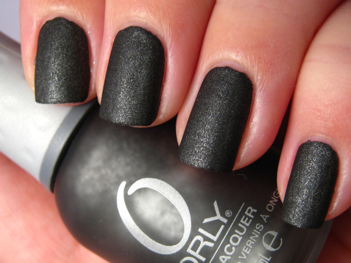 OPI Iron Butterfly