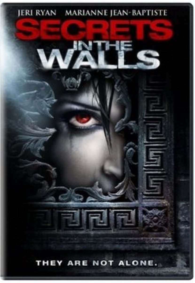 Secrets in the Walls Lifetime movie on Netflix Instant
