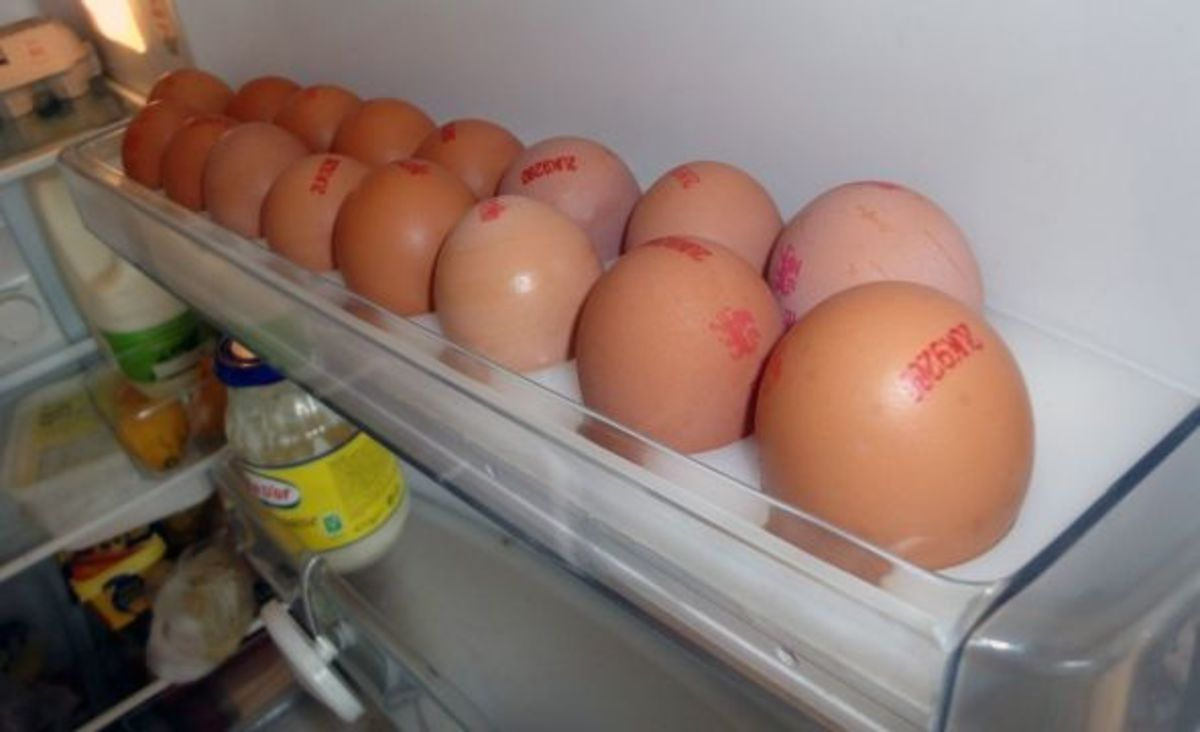 How-To Make an Egg Rack for Your Fridge or Kitchen