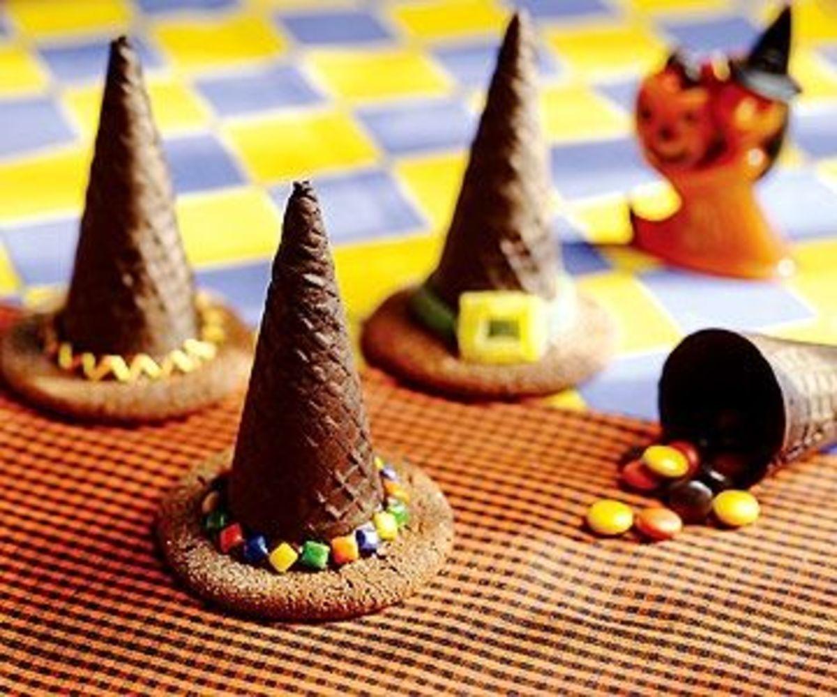 Witch Hat Surprises