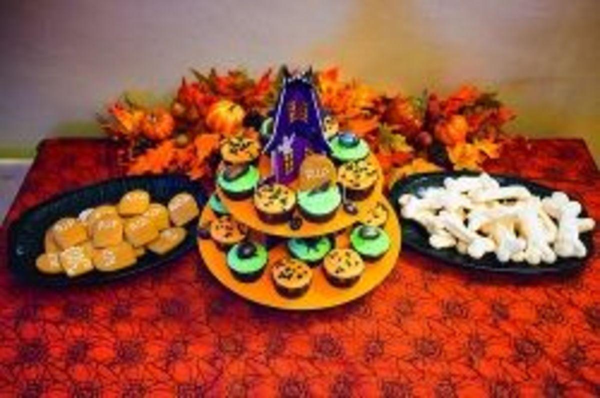 Halloween food ideas kids Halloween party