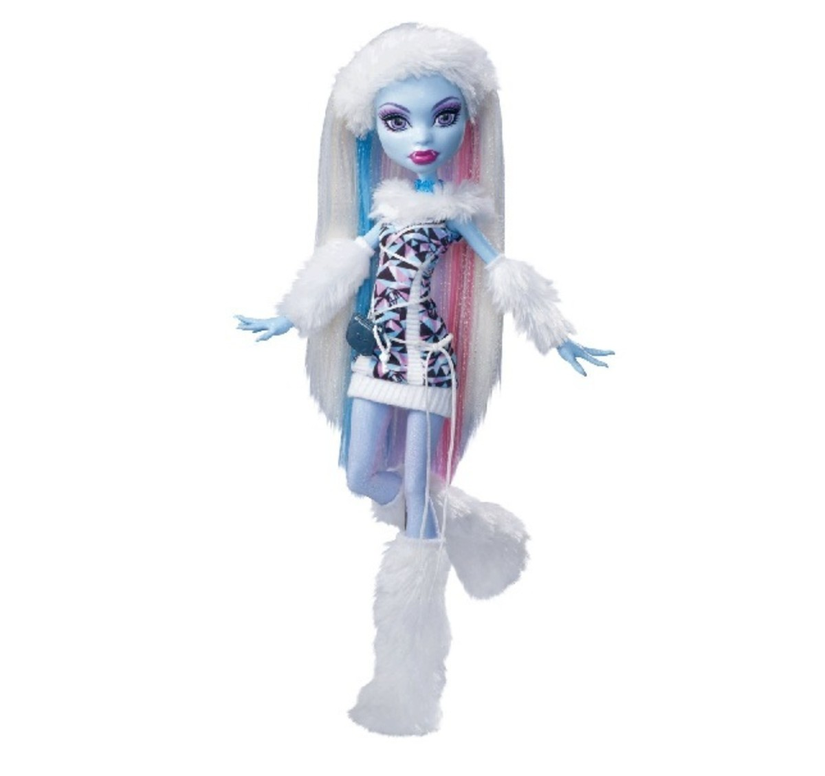 Abbey Bominable Dolls From Monster High - List Of Dolls