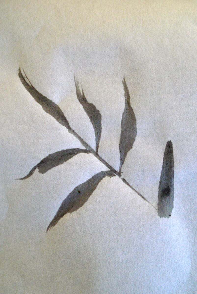 The Bamboo Leaves