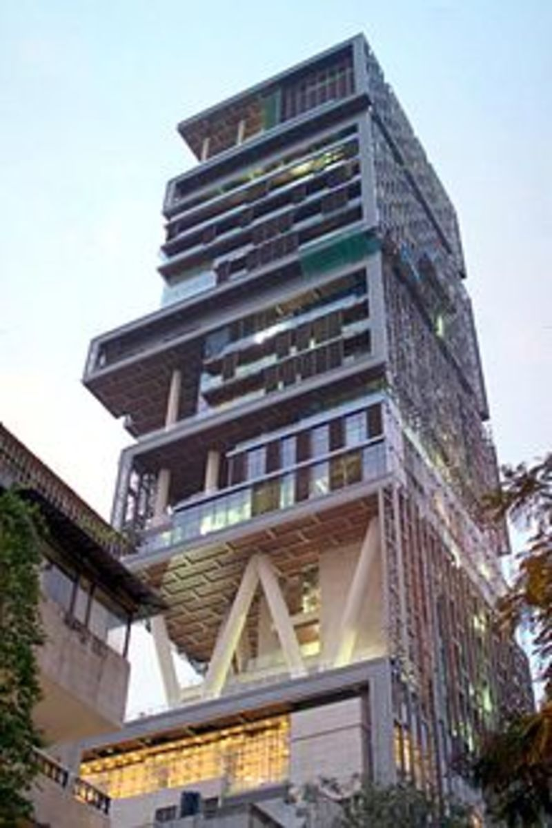 6 Most Expensive Houses in India