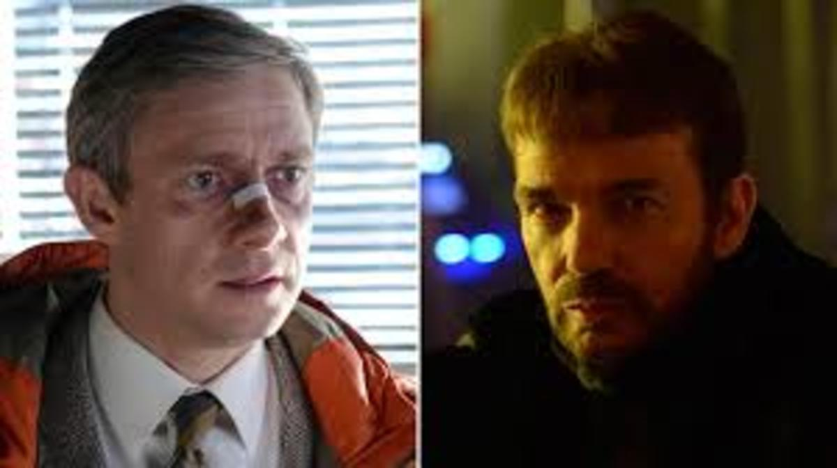 Fargo, a fantastic tv show with great cast and acting!