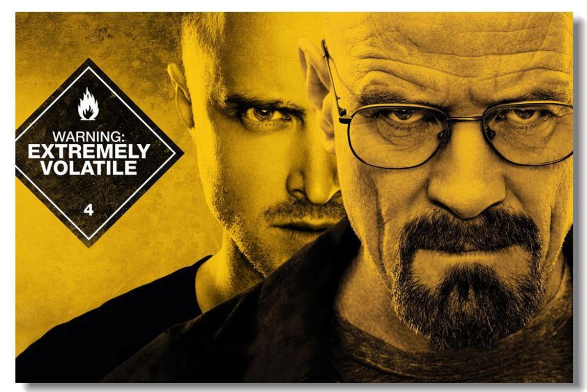 Breaking Bad has more than likely given birth to the two most memorable tv  characters