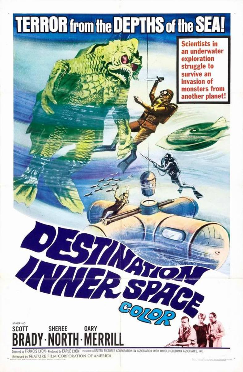 Destination Inner Space (1966)
