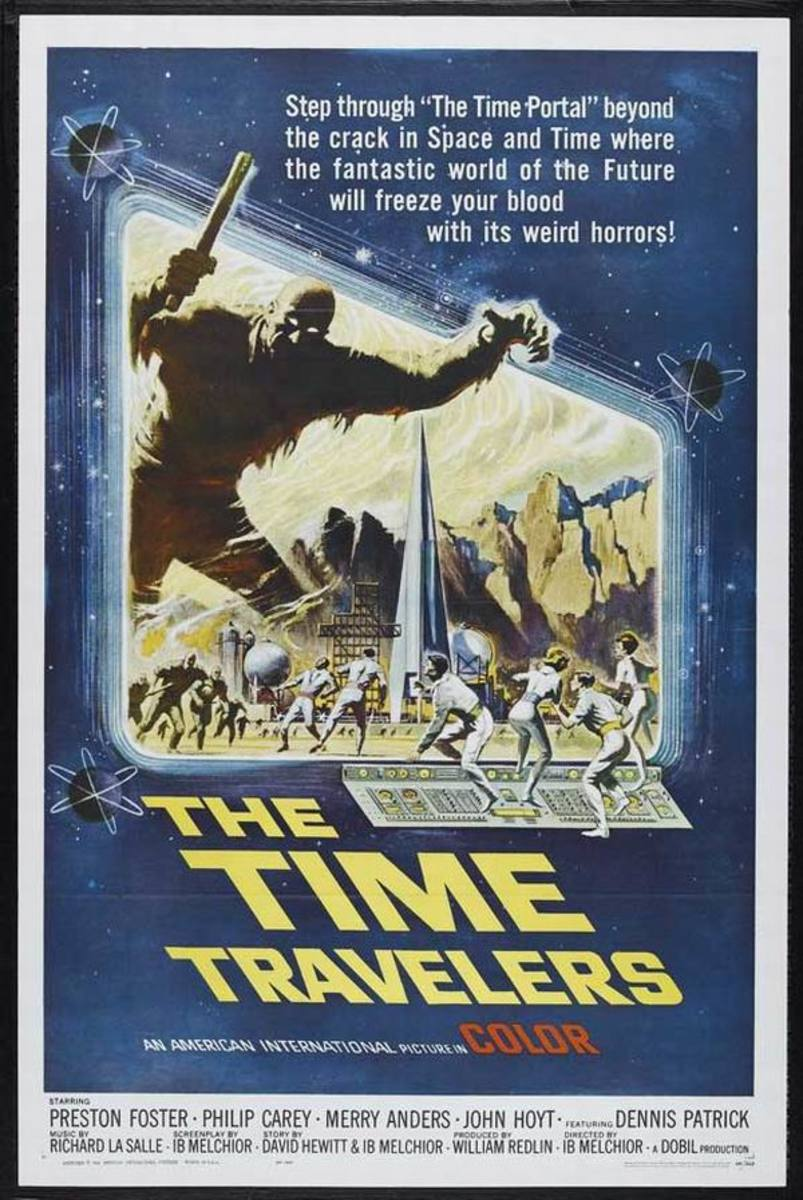 The Time Travellers (1964)