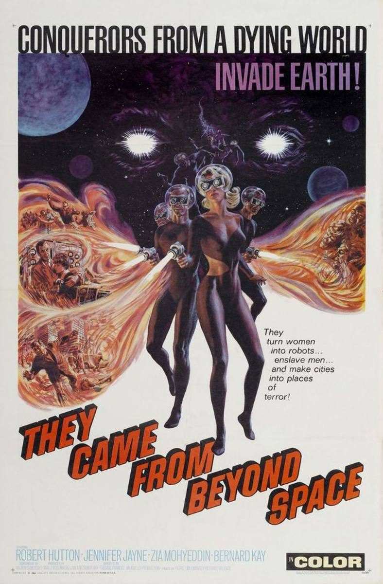 They Came from Outer Space (1967)