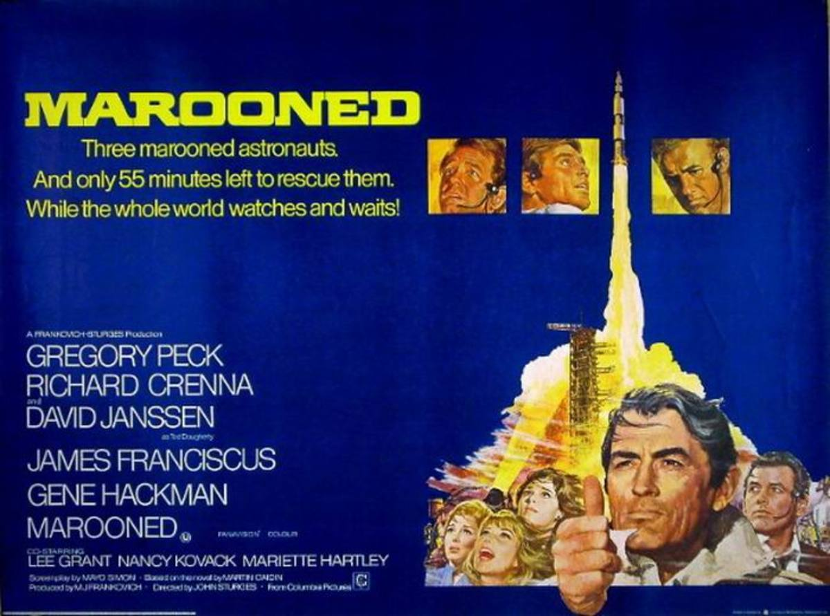 Marooned (1969)
