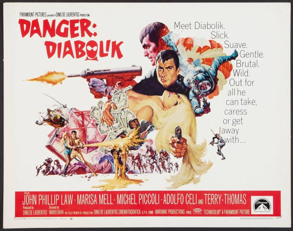 Danger Diabolik (1967)