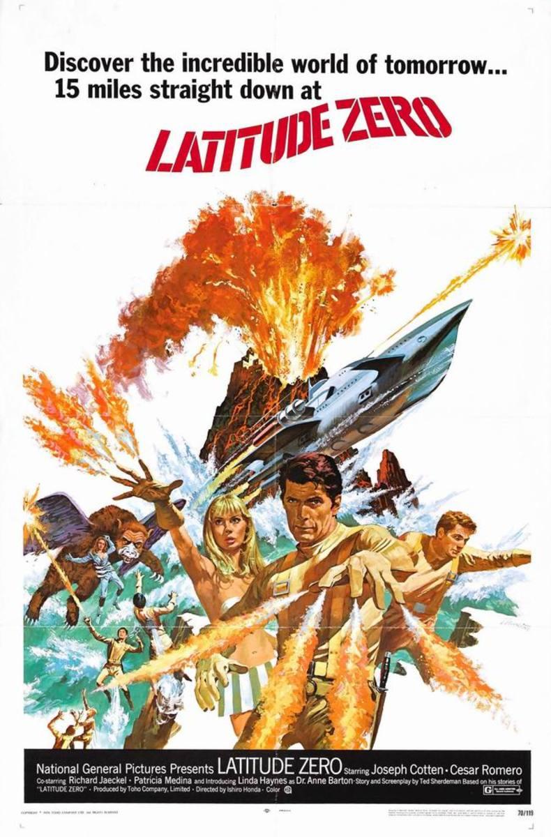 Latitude Zero (1969)