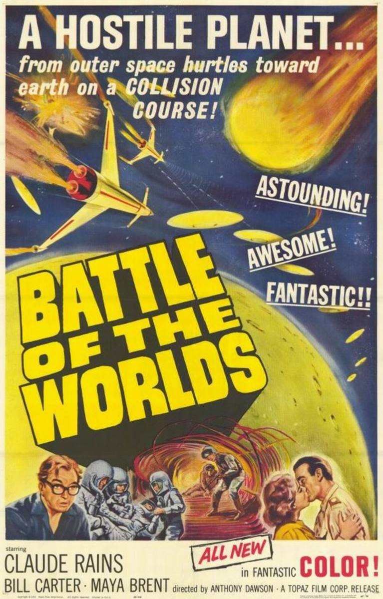 Battle of the Worlds (1961)