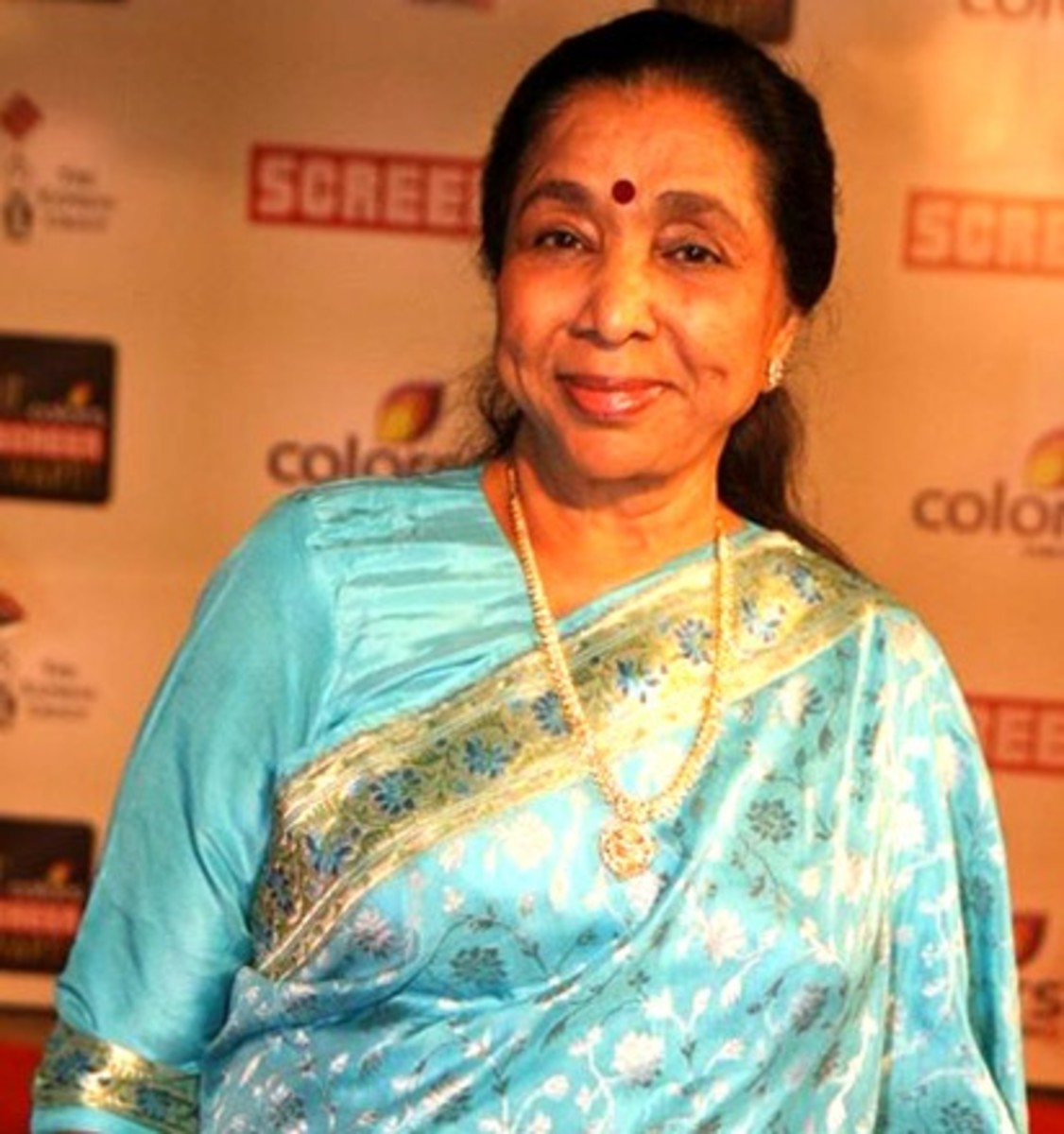 at the annual screen colors award 2012