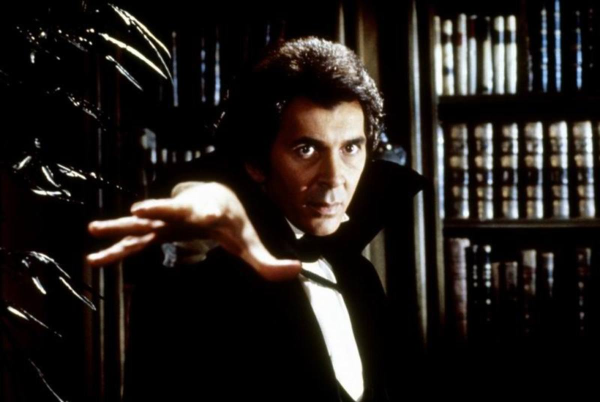 Frank Langella as Dracula (1979)