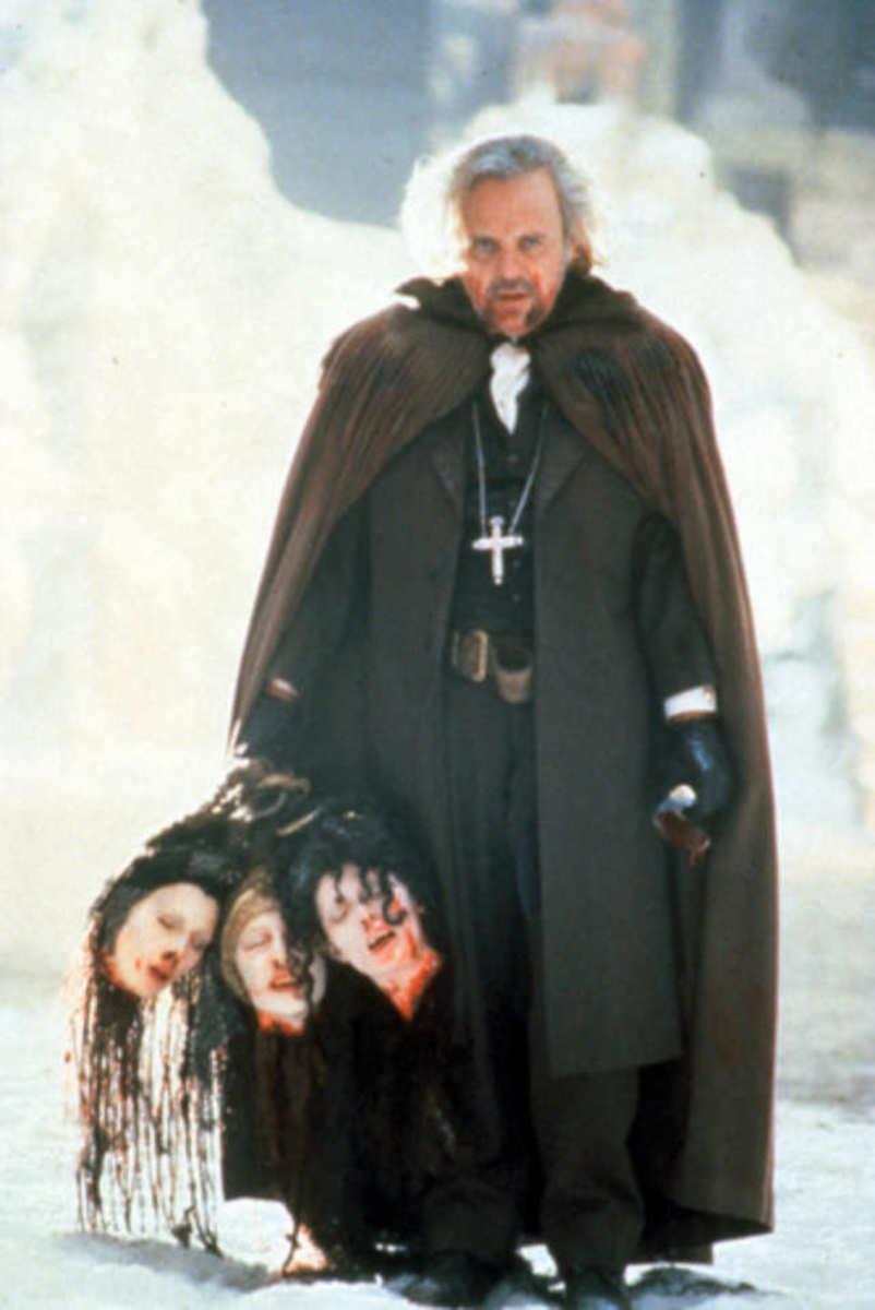 Anthony Hopkins in Bram Stoker's Dracula (1992)