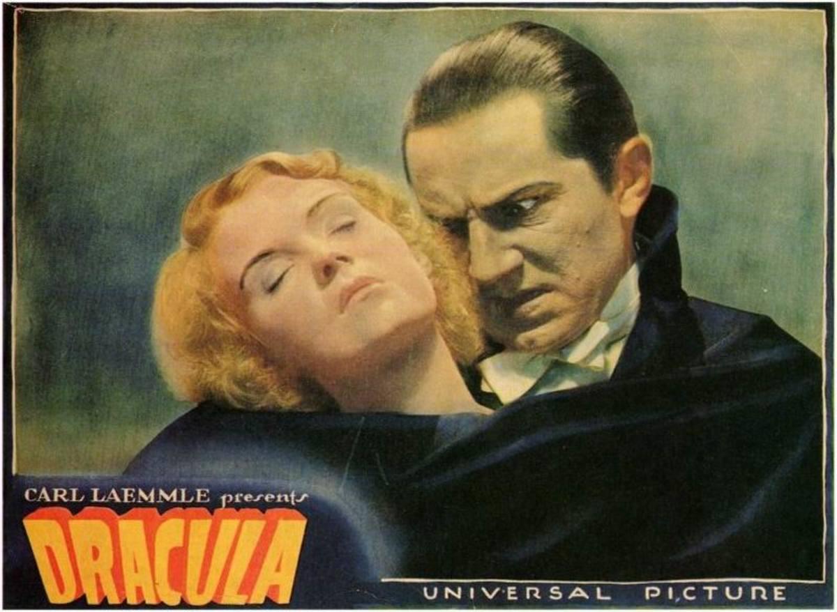 Dracula (1931) lobby card