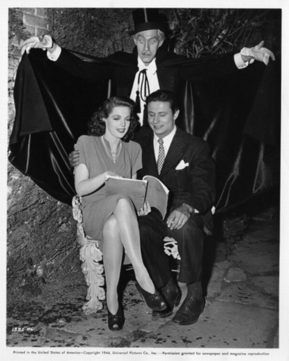 House of Frankenstein (1944) publicity shot