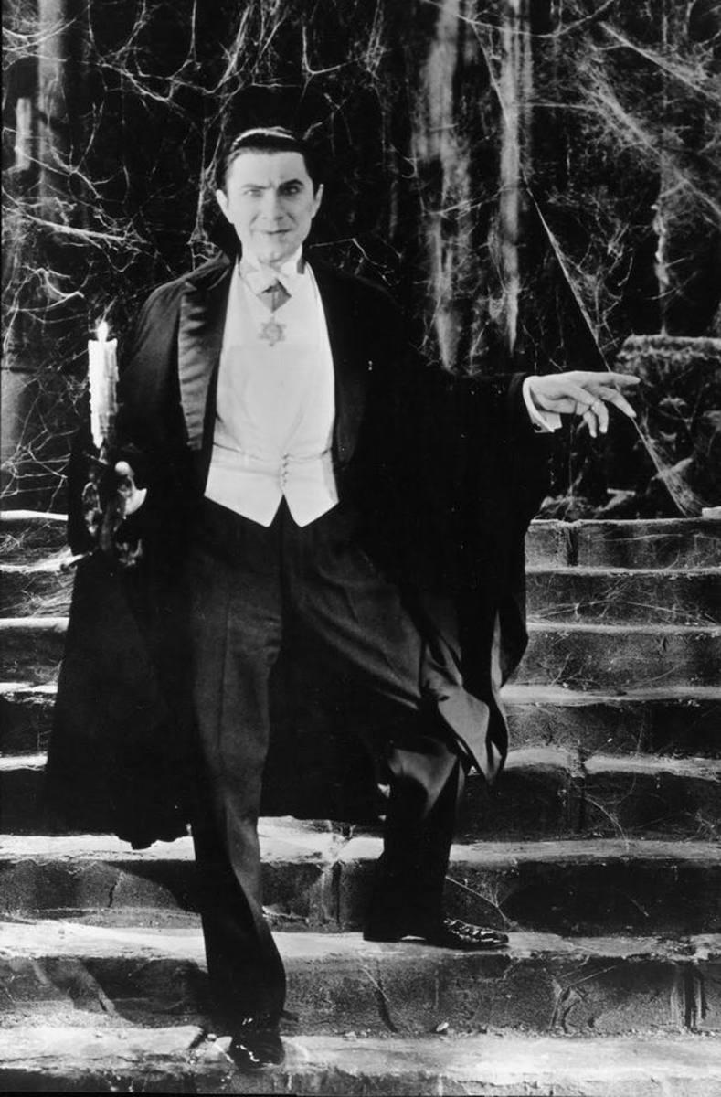 Bela Lugosi as Dracula (1931)
