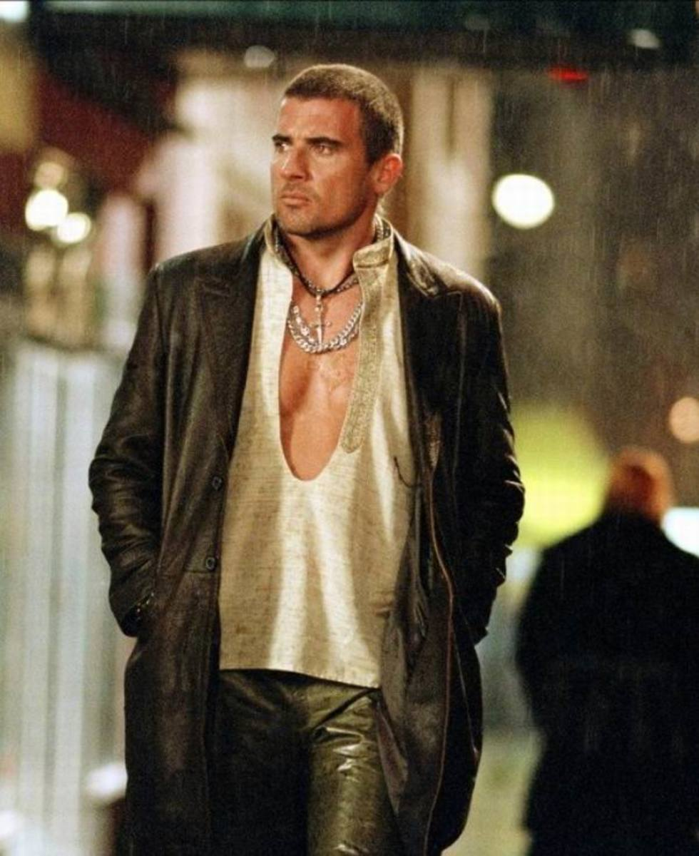 Dominic Purcell as Dracula in Blade Trinity (2004)
