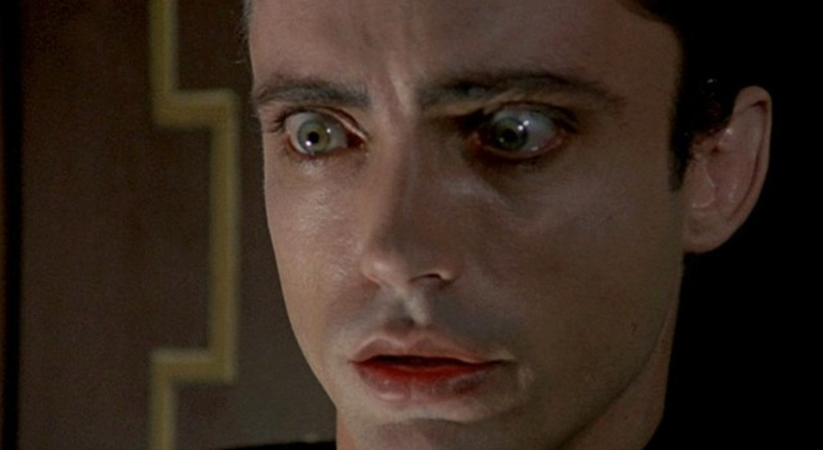 Udo Kier in Blood for Dracula (1974)
