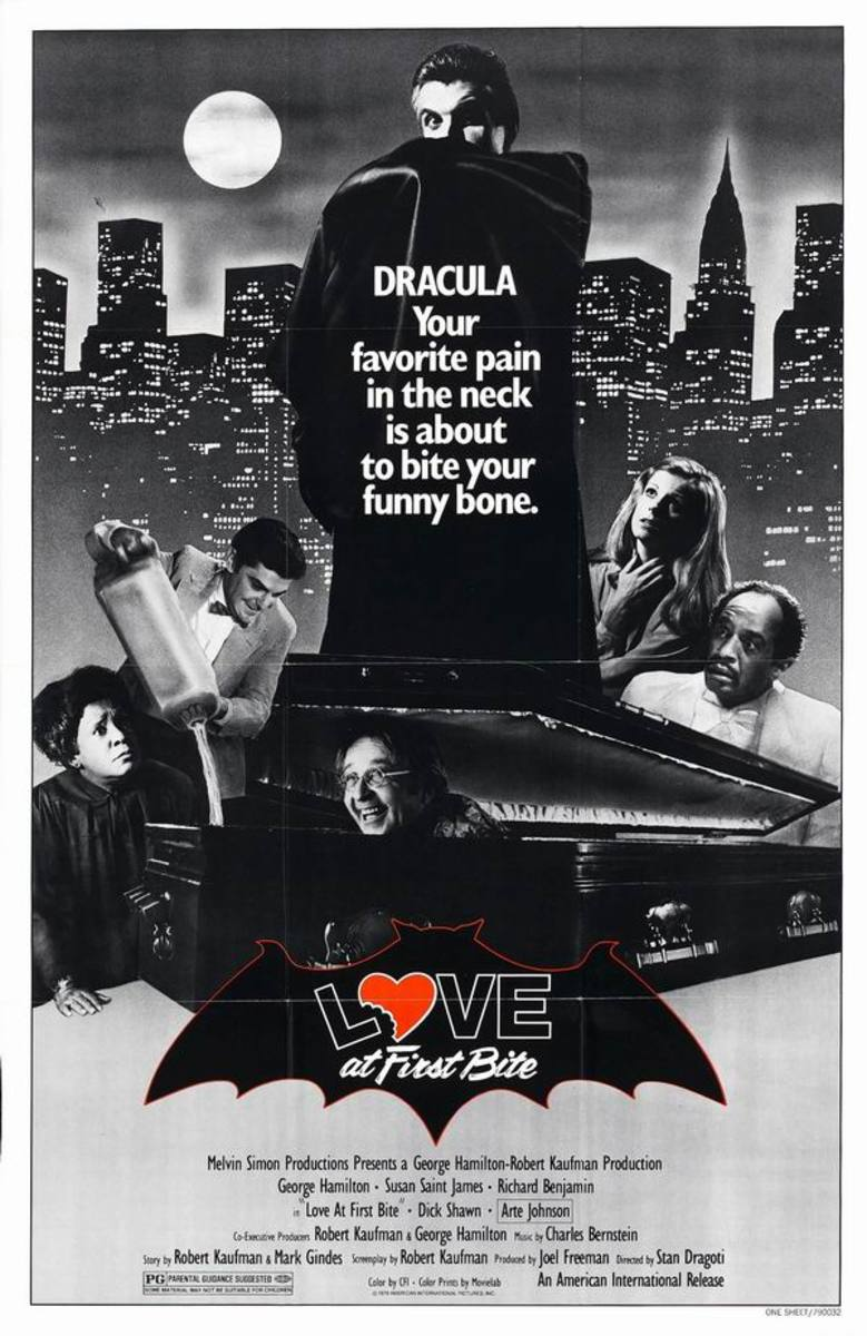 Love at First Bite (1979) poster