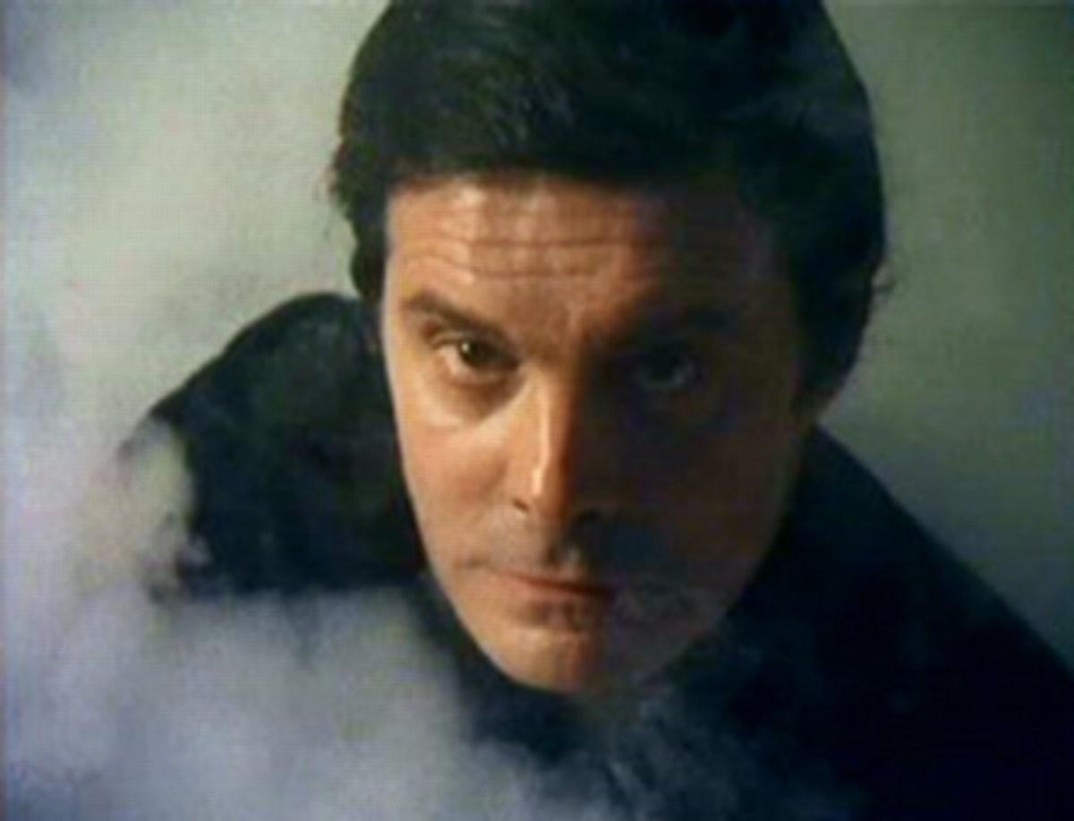 Louis Jourdan as Count Dracula (1977)
