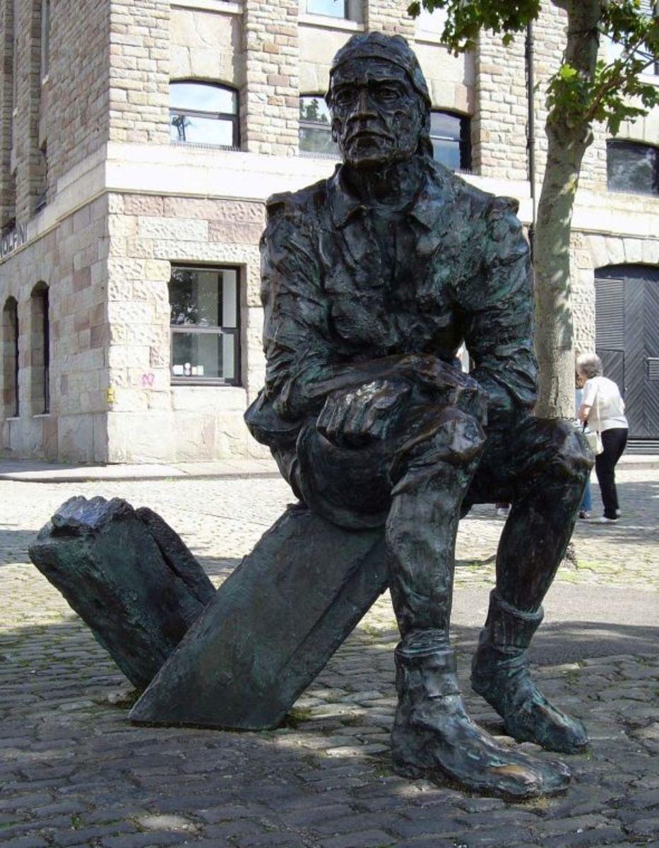 Bristol Statue of John Cabot