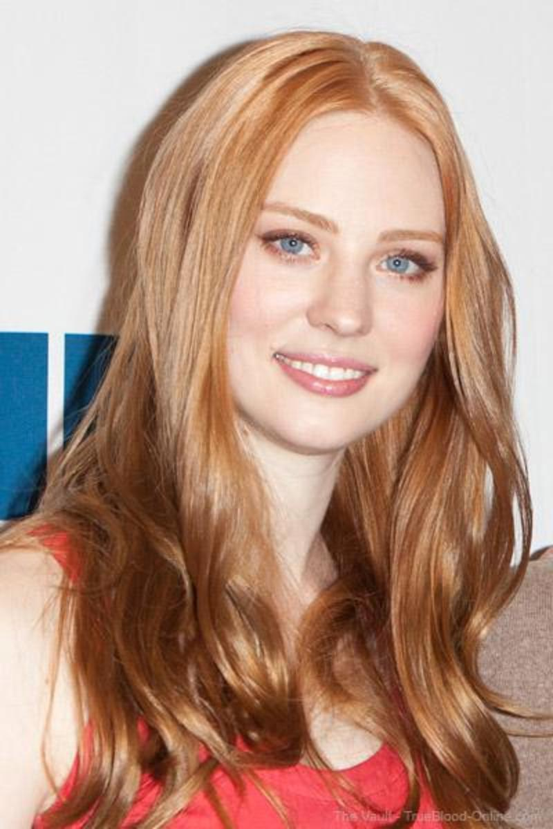 Deborah Ann Woll, pictures of strawberry blonde hair color