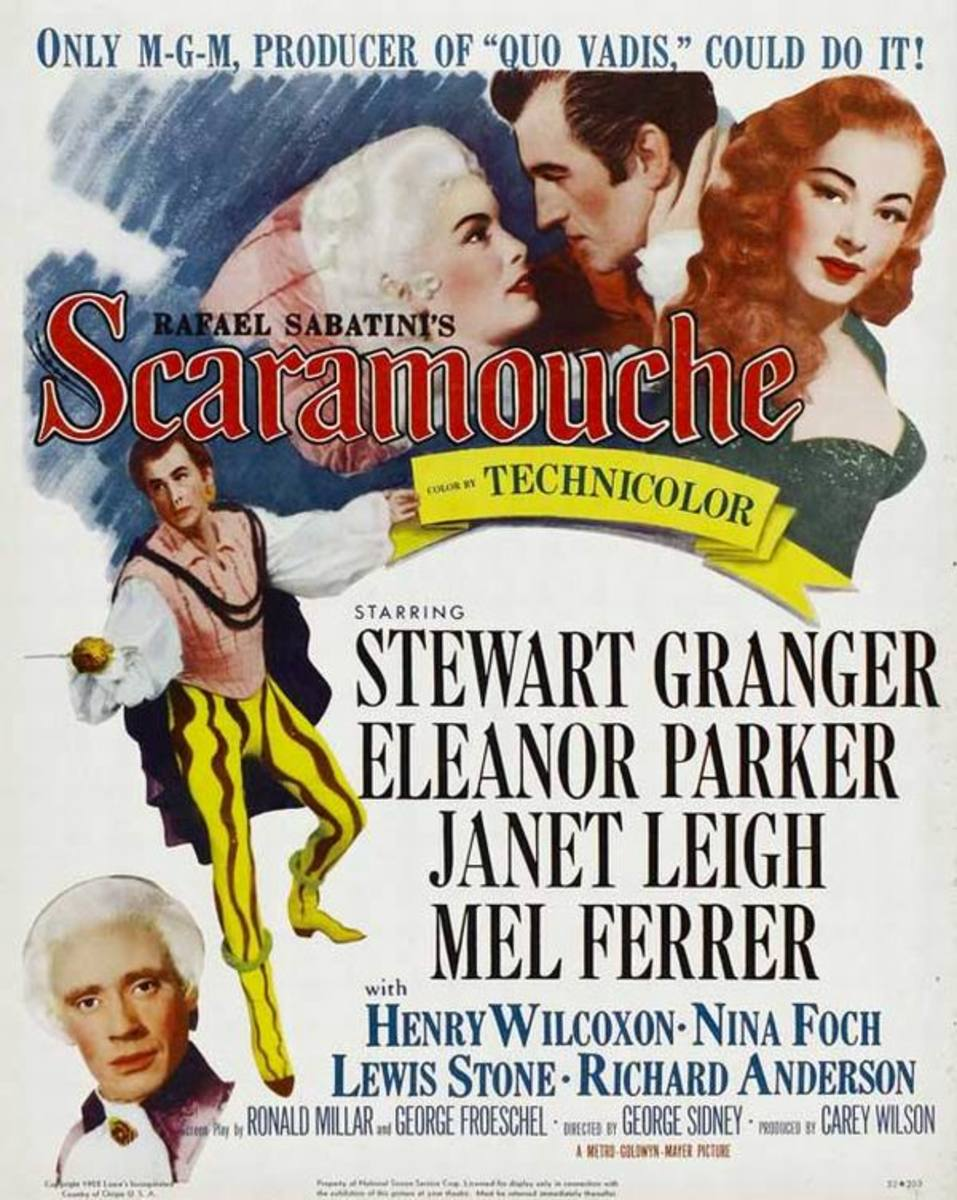 Scaramouche (1952)