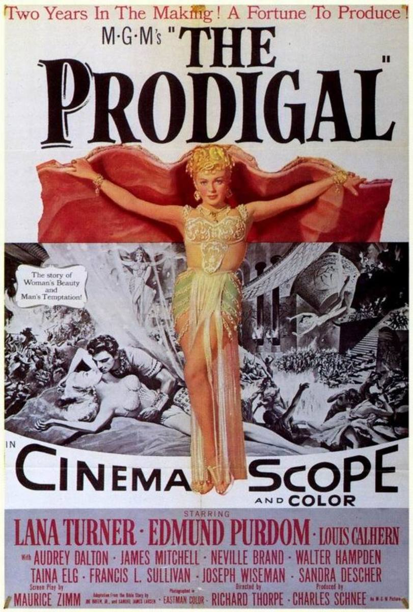 The Prodigal (1955)