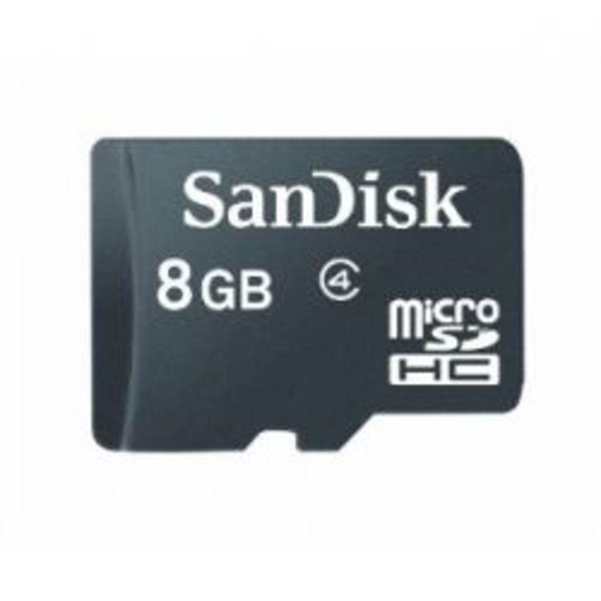 8GB Sandisk MicroSDHC Memory Card