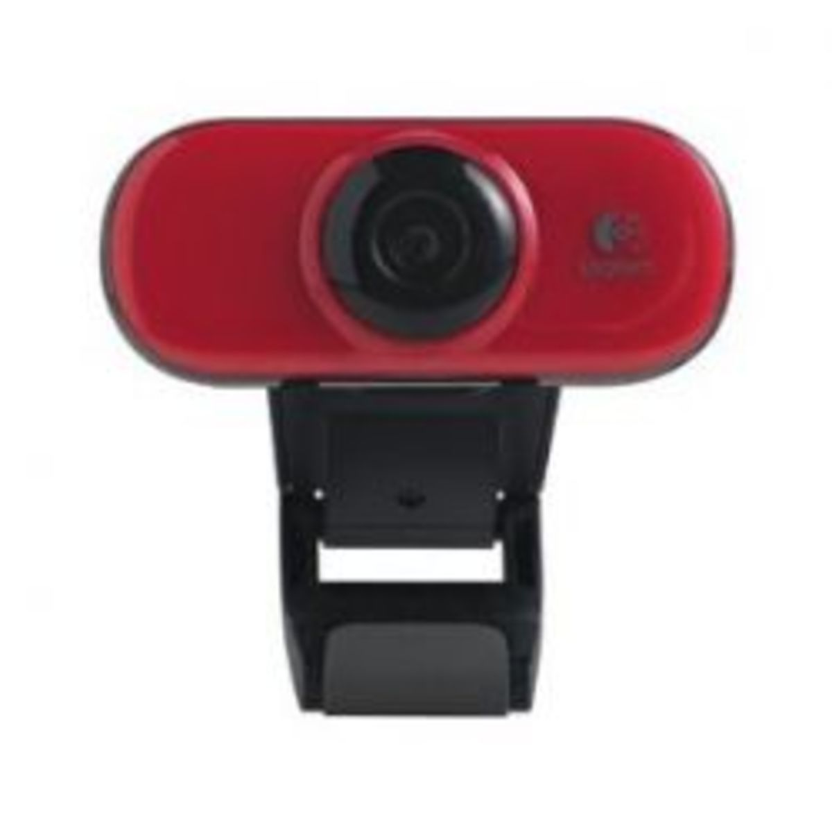 Logitech C210 Webcam RED