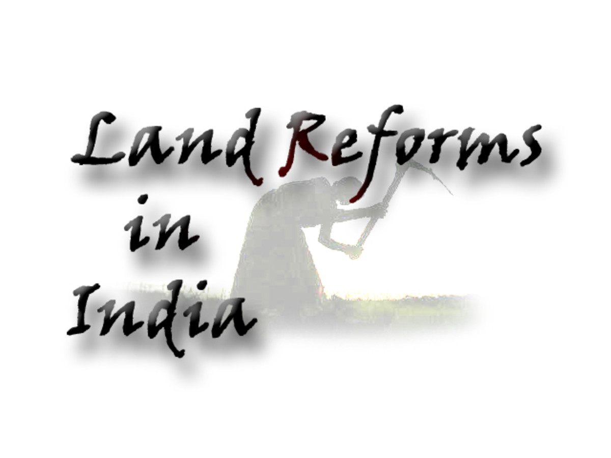 Land Reforms in India | Erewise