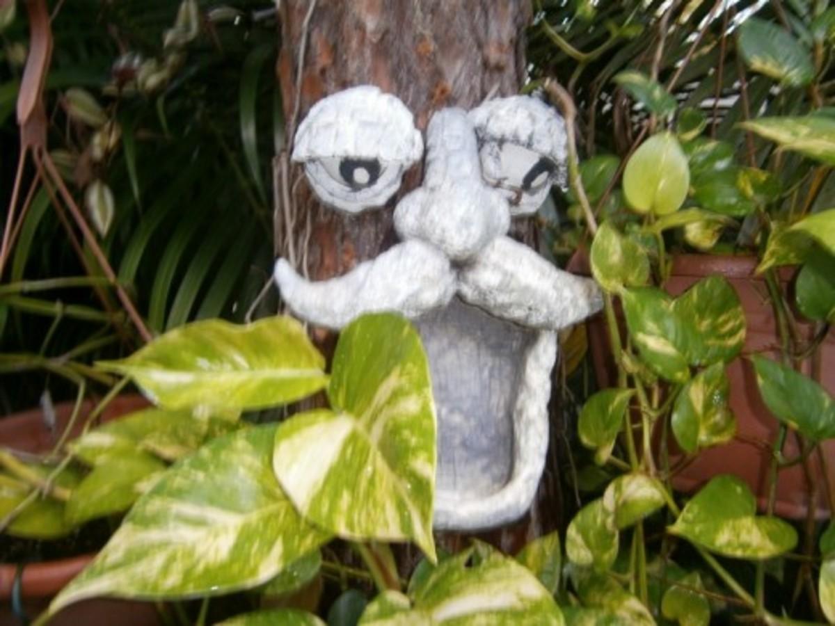 I enjoy this fun tree ornament!