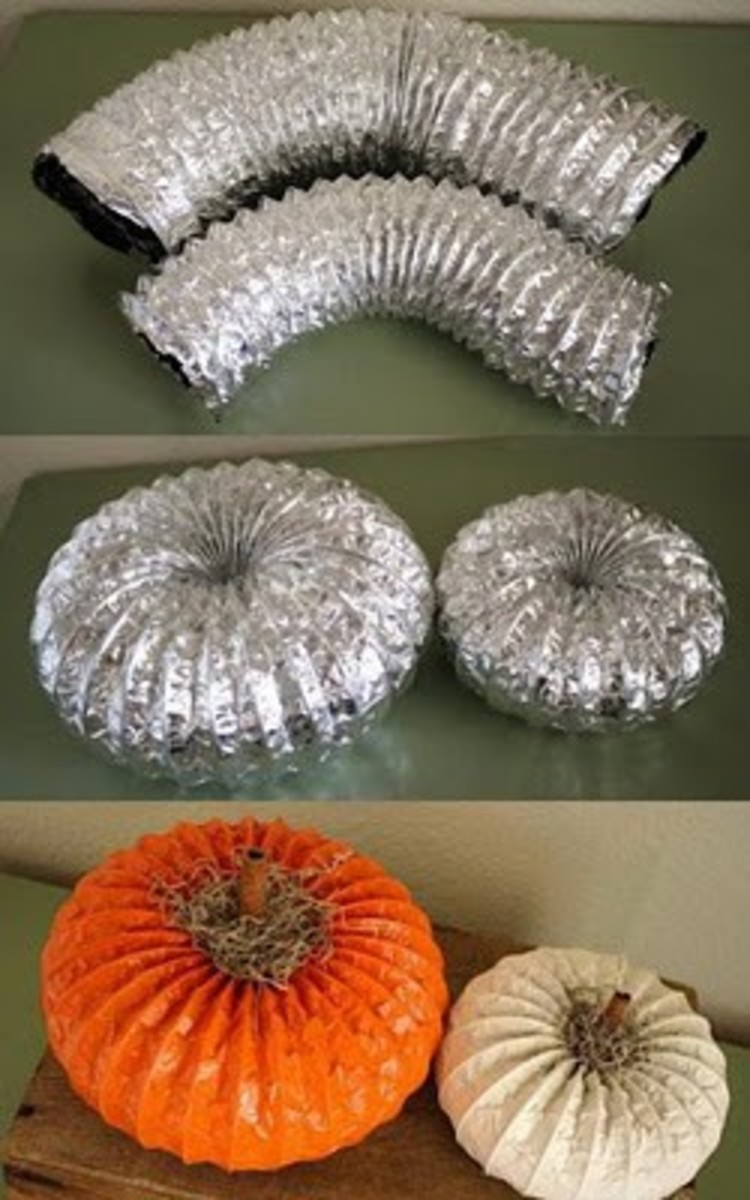 Pumpkin Pipe Craft