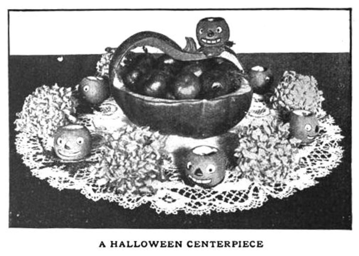 vintage-halloween-paper-mache