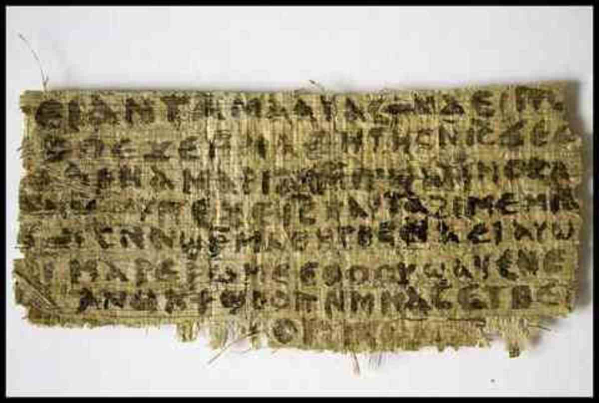 Jesus was married says ancient script public domain
