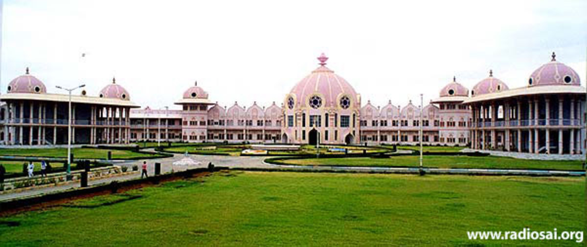 The Sri Sathya Sai Institute of Higher Medical Sciences