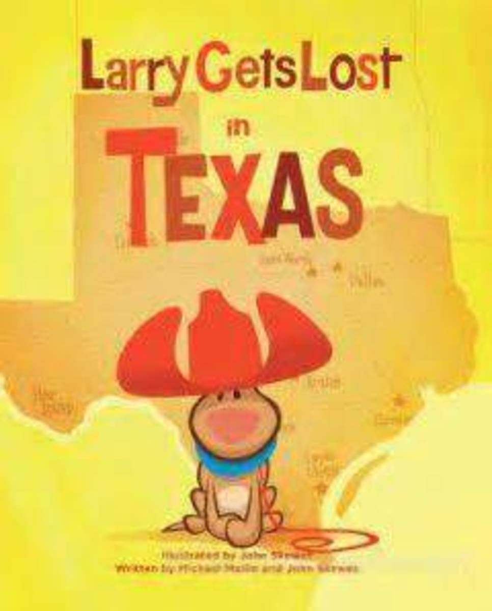 Larry Gets Lost in Texas by John Skewes
