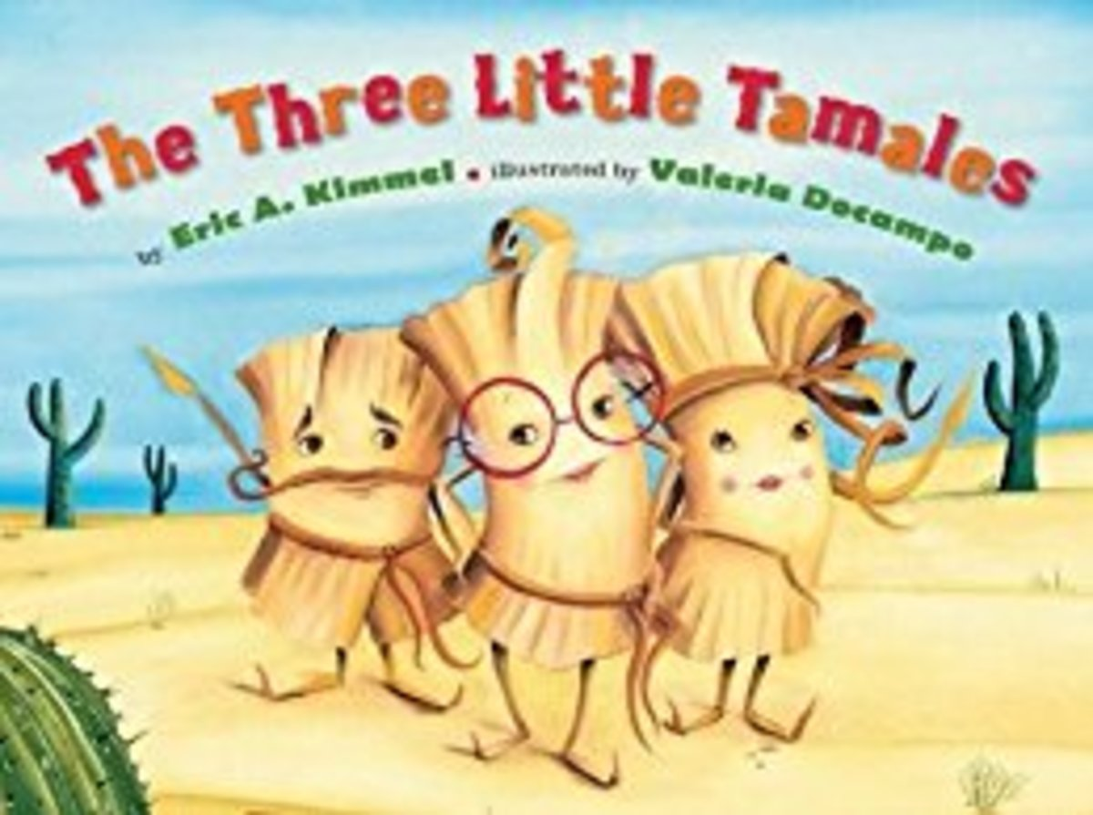 The Three Little Tamales by Eric A. Kimmel